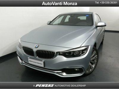 usata BMW 435 Gran Coupé d xDrive Luxury