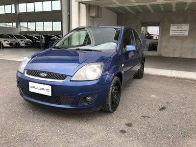 usata Ford Fiesta 1.4 TDCi 3p. Titanium