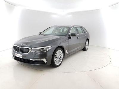 usata BMW 520 SERIE 5 TOURING d Touring Luxury