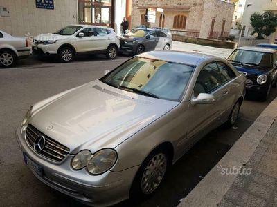usata Mercedes CLK270 Classe CLKCDI Avantgarde