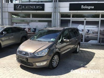 usata Ford Galaxy 2.0 tdci 163 cv powershift new titanium diesel