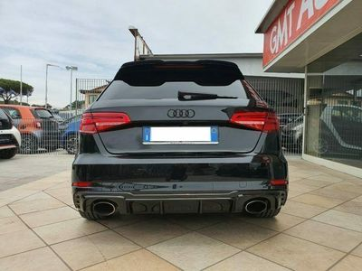 usata Audi RS3 Sportback quattro s tronic