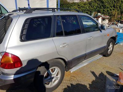 usado Hyundai Santa Fe 1ª serie - 2002