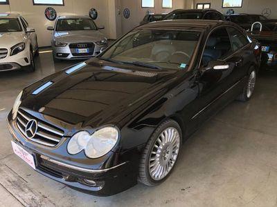 usata Mercedes CLK320 Classe Coupè CDI Elegance