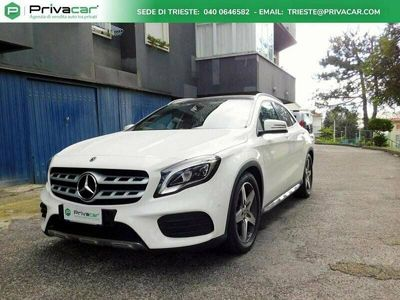 usata Mercedes GLA250 GLAAutomatic 4Matic Premium