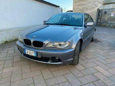 usata BMW 320 D coupe