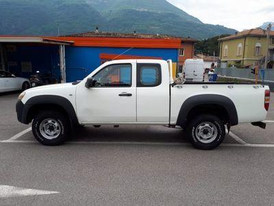 gebraucht Mazda BT-50 B 2500 pick king pik Cassone lungo km originali Garanzia estendibil