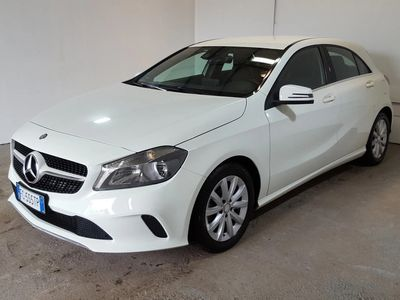 usata Mercedes A200 Classed Automatic 4Matic Business