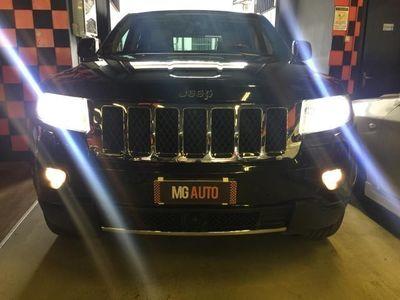 usata Jeep Grand Cherokee 3.0 CRD 241 CV Overland 3478774805