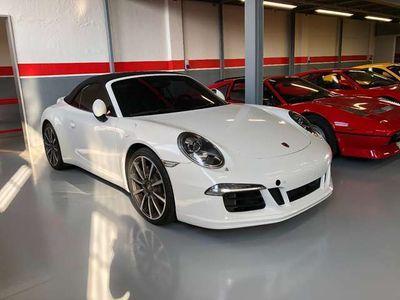 usata Porsche 911 Carrera Cabriolet 991 911 3.4 PDK