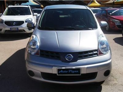 usata Nissan Note 1.4 16v Visia Imp Gpl Nuovo