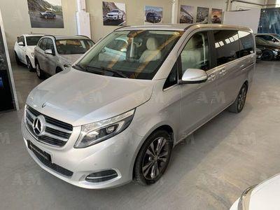 usata Mercedes V220 d Premium Long Autom.