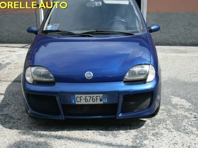 second-hand Fiat Seicento 1.1i cat Sporting S.Sterzo