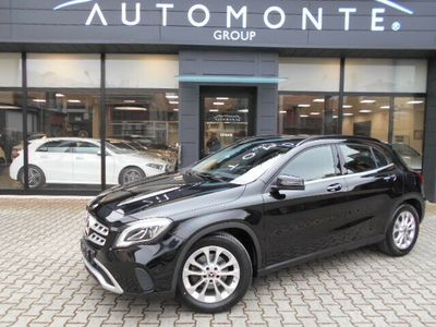 "usata Mercedes GLA200 d 4 MATIC CAMBIO AUTO,FULL LED,NAVI,CERCHI 17"""