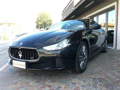 usata Maserati Ghibli 3.0 Diesel 275 ESPOSTA!