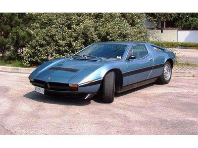 usata Maserati Merak 2000 gt