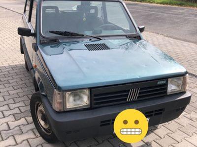 usata Fiat Panda 4x4 1100 + carrello