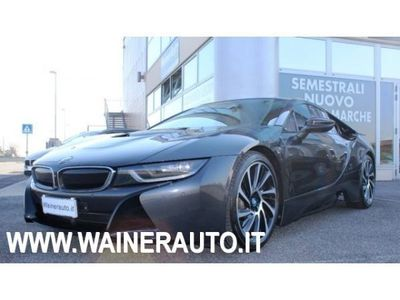 usado BMW i8 CERCHI 20 TELECAMERE HEAD UP DISPLAY