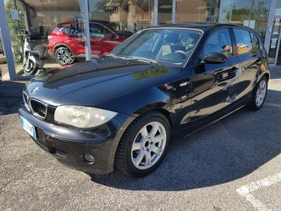 usata BMW 120 d golf 5 1.9 mini benz gpl mini