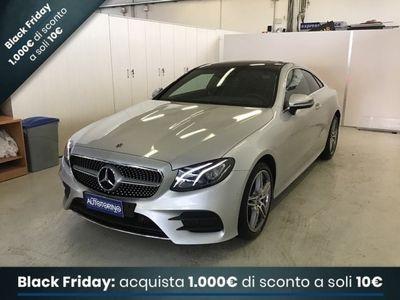 usata Mercedes E220 CLASSE E COUPÉ4MATIC AMG LINE