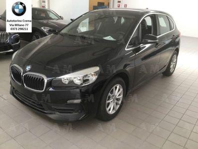usata BMW 216 Serie 2 Active Tourer d Business nuova a Crema