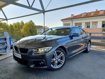 usata BMW 435 Serie 4 Coupé i xDrive Msport del 2015 usata a Casalgrande