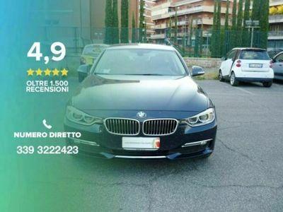 usata BMW 320 Serie 3 d xDrive Touring Luxury