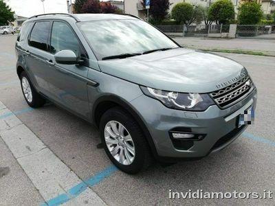 usata Land Rover Discovery Sport Sport 2.0 Td4 180cv Auto Unipr. Fatturabile