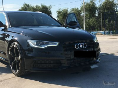 usata Audi A6 sline plus 2014
