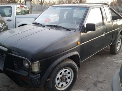used Nissan King cab 2.5 td del 1991