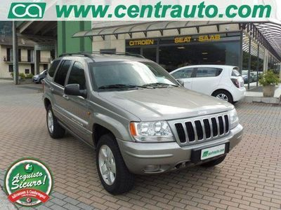 used Jeep Grand Cherokee 3.1 TD cat rif. 11691660