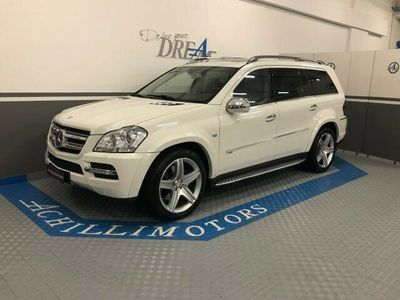 usata Mercedes GL500 cat 4MATIC Sport 7post AMG Full opt.i
