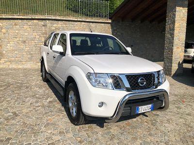second-hand Nissan Navara 2.5 dCi 190CV 4porte Double Cab unico proprietario