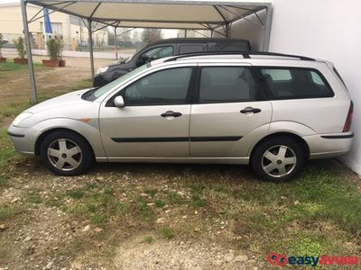 second-hand Ford Focus 1.6 TDCi