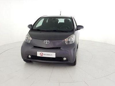 brugt Toyota iQ iQ 1.3 CVT Executive1.3 CVT Executive