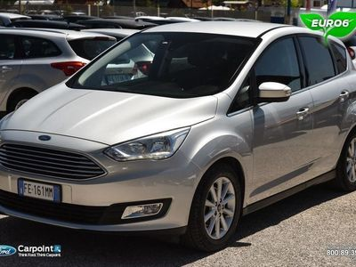 brugt Ford C-MAX 1.5 tdci Titanium s&s 120cv