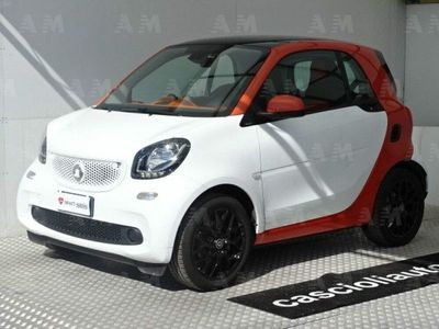usata Smart ForTwo Coupé 70 1.0 twinamic Sport edition 1