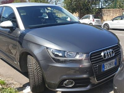 brugt Audi A1 Sportback 1.6 TDI Ambition Grigia