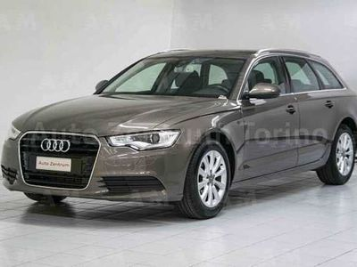 usata Audi A6 Avant 2.0 TDI 177 CV multitronic Advanced del 2012 usata a Grugliasco