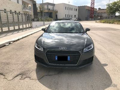 usata Audi TT mk3 2.0 TDI - 2016