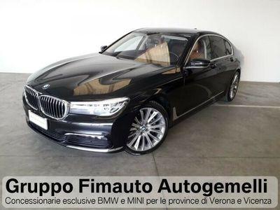 usata BMW 730 d xDrive Luxury Aut.