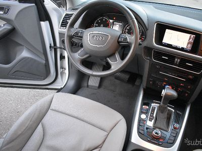 gebraucht Audi Q5 2.0 TDI Quattro S tronic NAVI PELLE - 2014