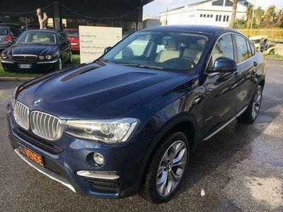 usata BMW X4 xDrive20d Msport IMPECCABILE