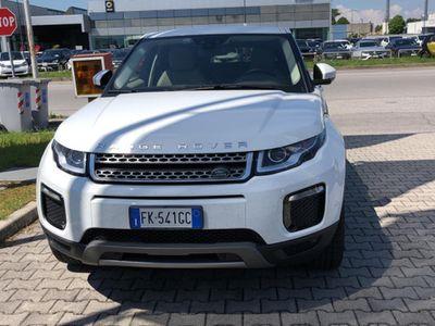 begagnad Land Rover Range Rover evoque - 2017