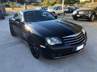 usata Chrysler Crossfire Crossfire3.2 cat Limited