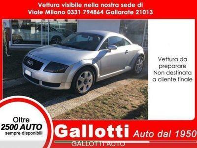 brugt Audi Coupé 1.8 T 20V/179 CV cat