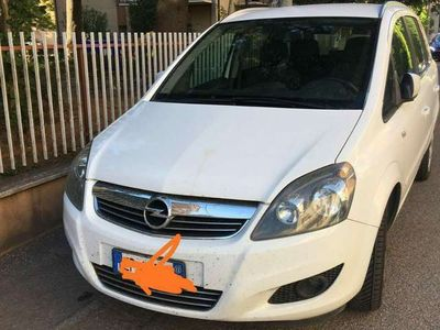 usata Opel Zafira 1.6 16V ecoM 150CV Turbo Cosmo