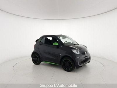 usata Smart ForTwo Electric Drive III 2015 Cabrio cabrio Passion