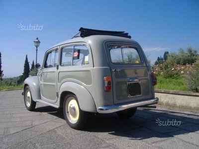 usata Fiat Belvedere 500 C -1952