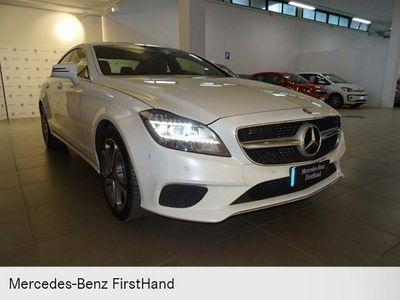 usata Mercedes CLS250 d 4Matic Sport